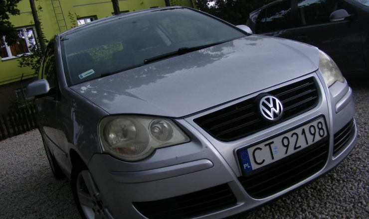 Volkswagen  Polo LIFT
