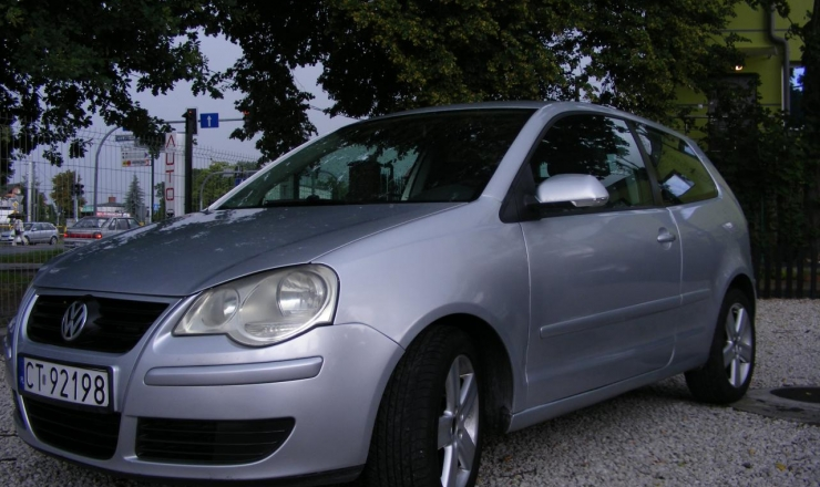 Volkswagen  Polo LIFT 1